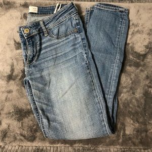 Abercrombie & Fitch Skinny Jeans Medium Wash 4S
